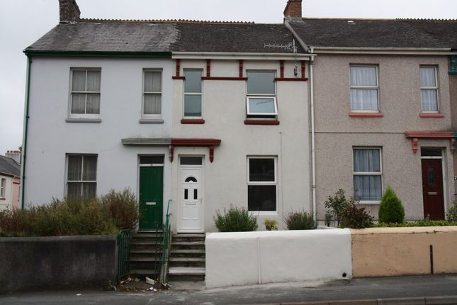 Thumbnail Terraced house to rent in Laira Bridge Road, Plymouth