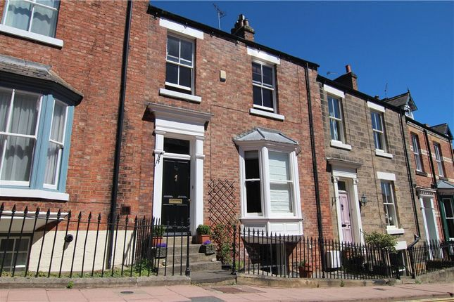 Thumbnail Terraced house for sale in Albert Street, Durham