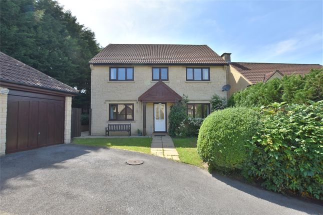 Thumbnail Detached house for sale in The Chestertons, Bath, Somerset
