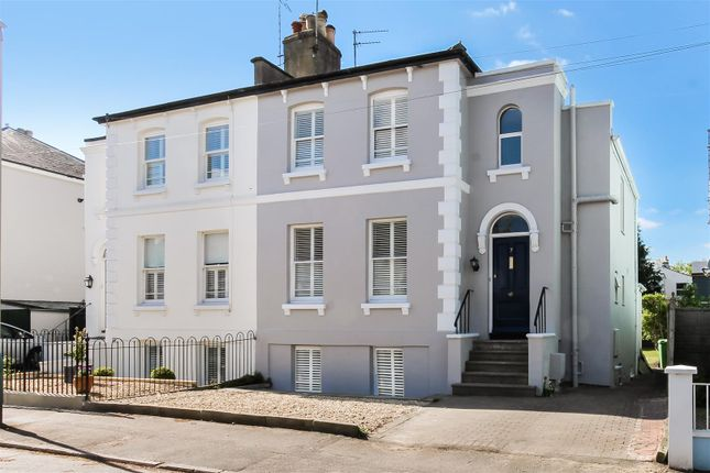 Thumbnail Semi-detached house for sale in Kings Road, Cheltenham