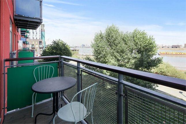 Thumbnail Flat for sale in Maurer Court, Mudlarks Boulevard, Greenwich, London