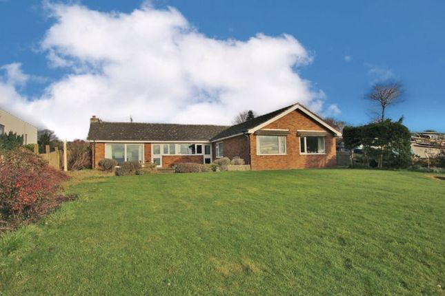 Thumbnail Detached bungalow for sale in The Moorings, Lower Heswall, Wirral