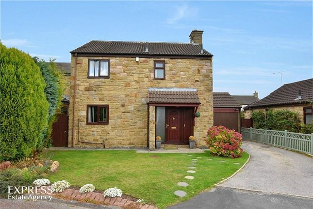 Thumbnail Detached house for sale in Butterwick Gardens, Wetherby, West Yorkshire