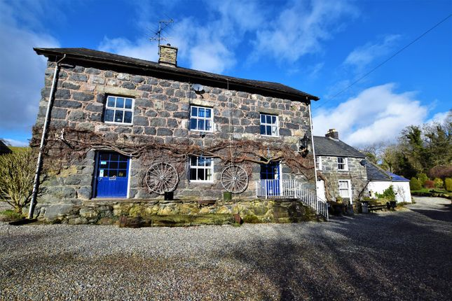 Thumbnail Property for sale in Llanfor, Bala