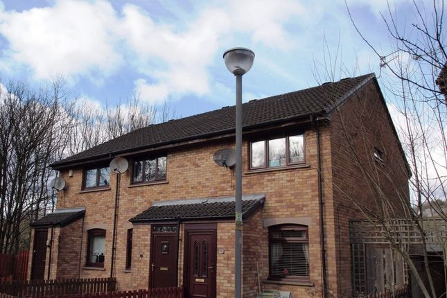 Thumbnail Semi-detached house to rent in Gairbraid Court, Kelvindale, Glasgow West