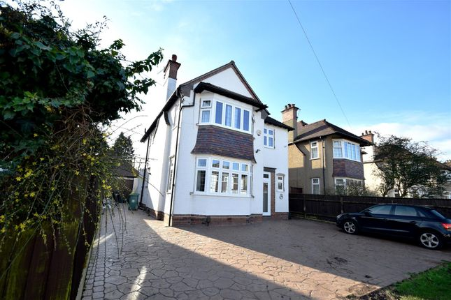 Thumbnail Detached house for sale in The Crescent, Henleaze, Bristol