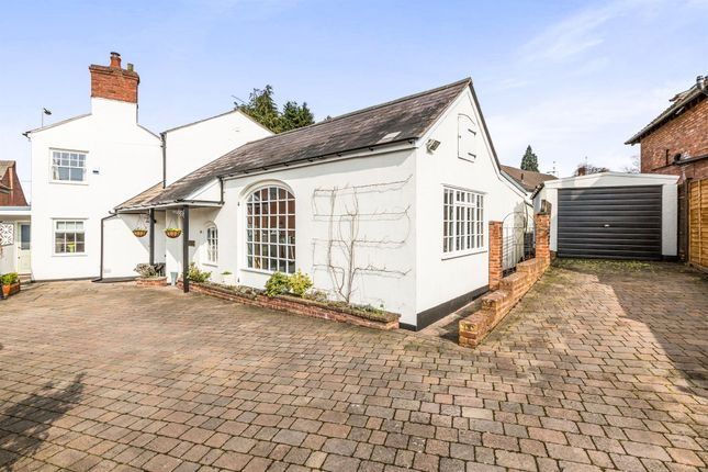 Thumbnail Detached house for sale in Belbroughton Road, Blakedown, Worcestershire