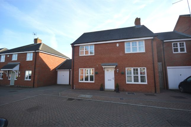 Thumbnail Detached house for sale in Shoemakers Close, Earls Barton, Northampton