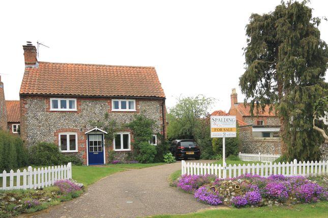 Thumbnail Detached house for sale in The Green, Binham, Fakenham