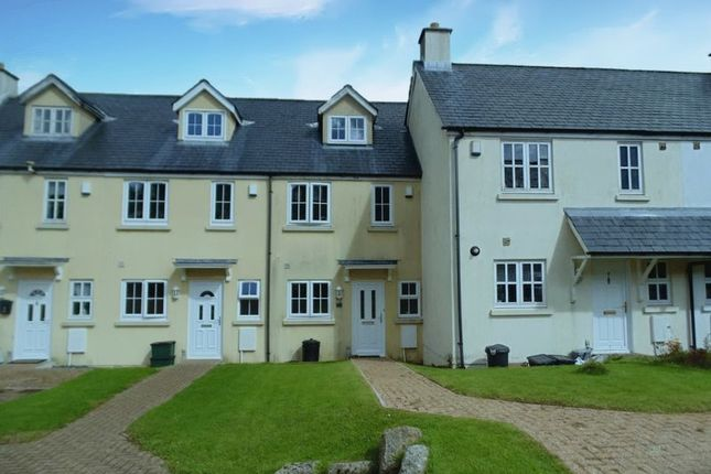 Thumbnail Town house for sale in Fern Terrace, Princetown, Yelverton