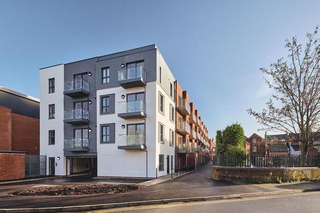 Thumbnail Flat for sale in Tamworth Street, Lichfield