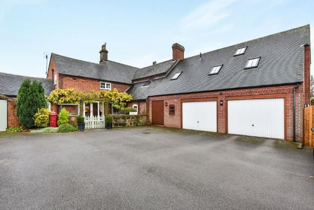 4 bed link-detached house for sale in Twyford Road, Twyford, Derby, Derbyshire