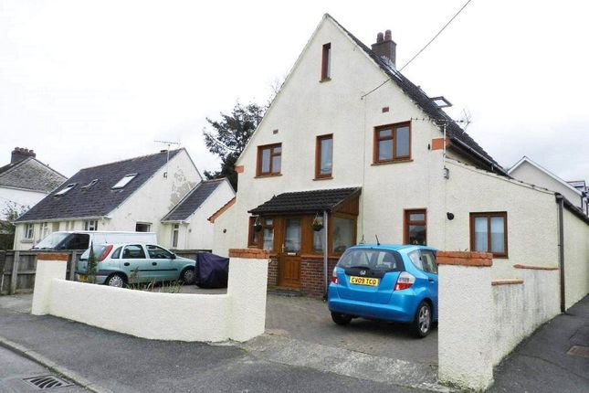 Thumbnail Detached house to rent in Merlins Avenue, Haverfordwest, Pembrokeshire