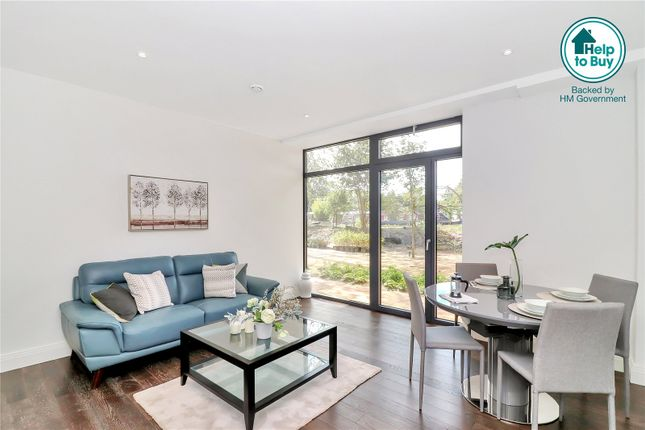 Thumbnail Flat for sale in Union Park, Packet Boat Lane, Uxbridge, Middlesex