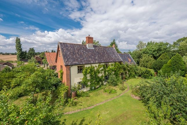 Farmhouse for sale in Westhall, Halesworth