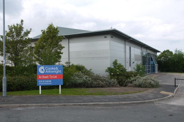 Thumbnail Light industrial for sale in Llys Edmund Prys, St Asaph Business Park, St Asaph