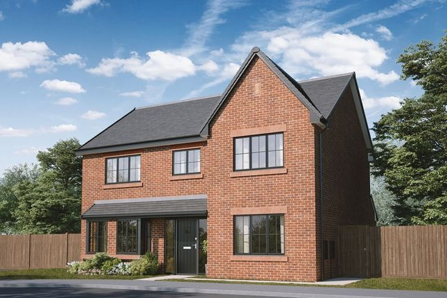 Thumbnail Detached house for sale in Hurworth Gardens, Roundhill Road, Hurworth