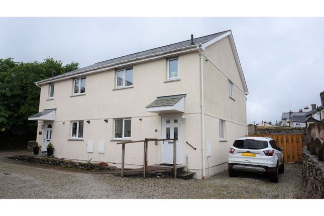 Thumbnail Semi-detached house for sale in Florence Hill, Callington