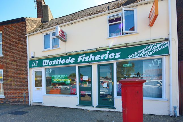 Thumbnail Leisure/hospitality to let in Westlode Street, Spalding
