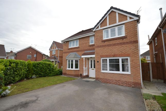 Thumbnail Detached house for sale in Naburn Grove, Moreton, Wirral