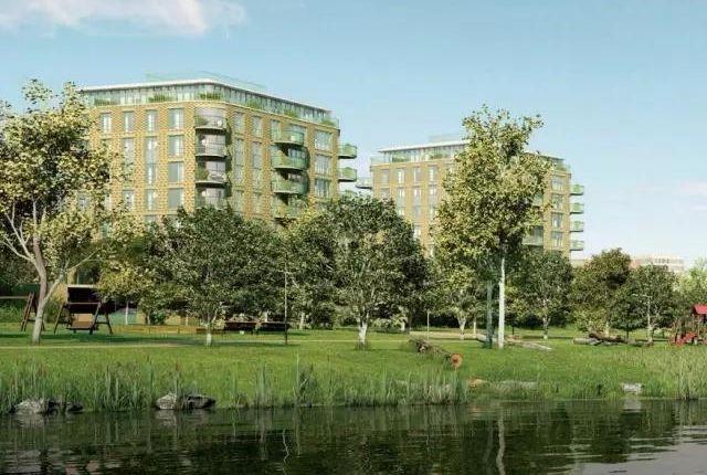 Thumbnail Flat for sale in Kidbrooke Village, Greenwich, London SE3, Greenwich, London