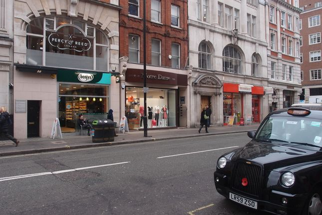 W1w 8qp Commercial Properties To Let Primelocation