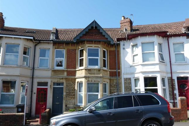 3 bed terraced house to rent in Grove Park Avenue, Brislington, Bristol