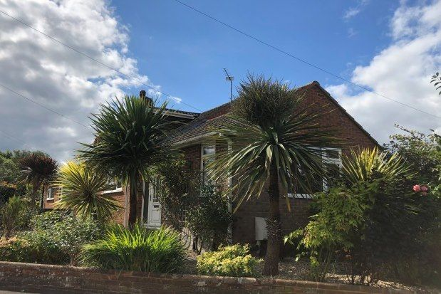 Thumbnail Bungalow to rent in Myrtle Close, Exeter