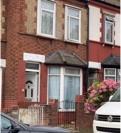 Thumbnail Terraced house to rent in Althorp Road, Luton