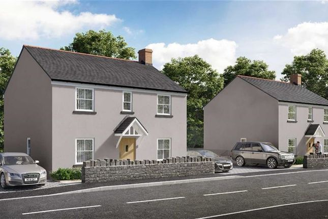 Thumbnail Detached house for sale in Ynysmeudwy Road, Pontardawe, Pontardawe, Swansea