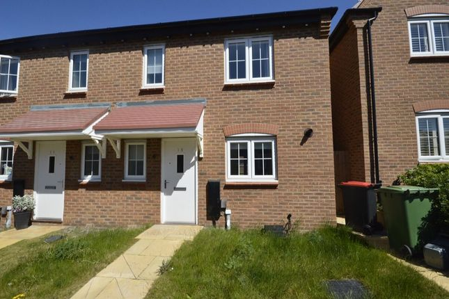 Thumbnail Semi-detached house to rent in Tilia Green, Hadley, Telford