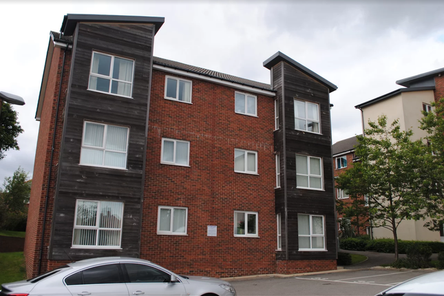 Thumbnail Flat to rent in Blacklock, Gateshead