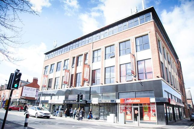 Office to let in The Co-Operative Buildings, 251-255 Linthorpe Road, Middlesbrough