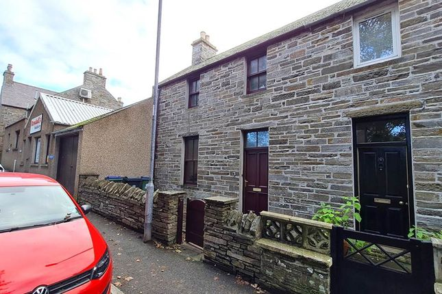 Thumbnail Semi-detached house for sale in Willow Road, Kirkwall, Orkney