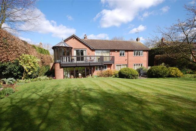 Thumbnail Detached house for sale in Halloughton, Southwell