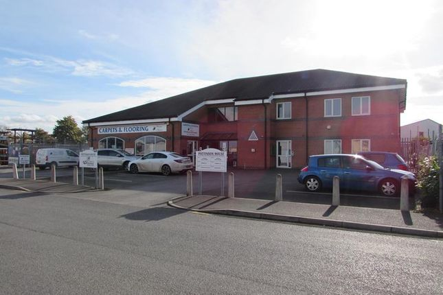 Office to let in Suite 11 Pattinson House, Oak Park, East Road, Sleaford, Lincolnshire