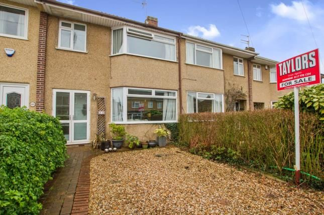 Thumbnail Terraced house for sale in Queensholm Crescent, Near Downend, Bromley Heath, Bristol