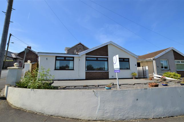 Thumbnail Semi-detached bungalow for sale in Fairview Close, Pontyclun