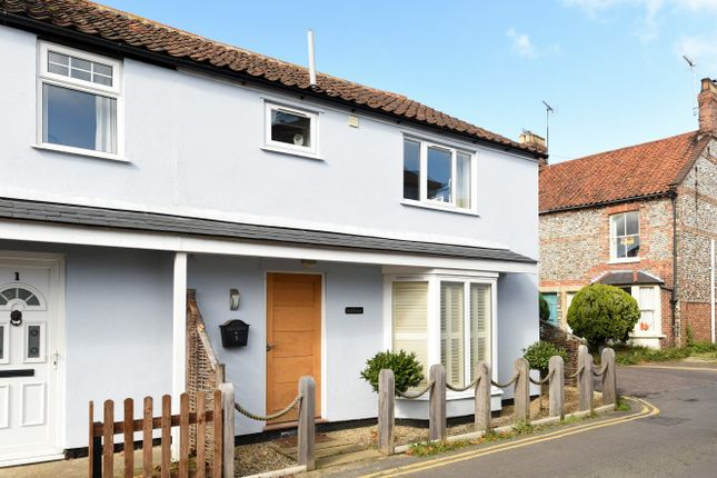 Thumbnail Cottage To Rent In Peacock Lane Holt
