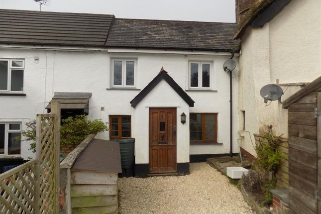2 bed cottage to rent in Chulmleigh Road, Morchard Bishop, Crediton EX17