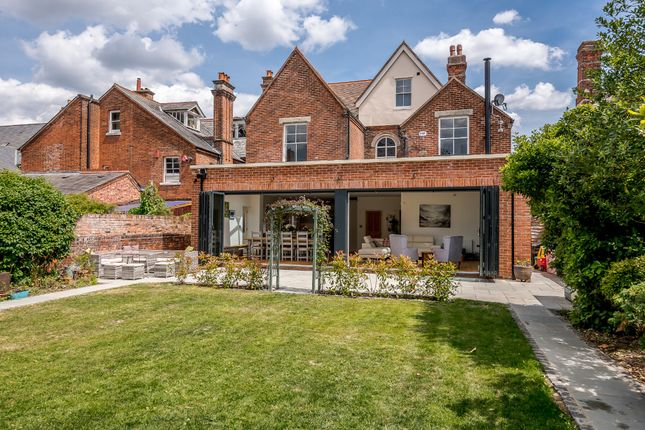Thumbnail Detached house for sale in Oxford Road, Lexden, Colchester