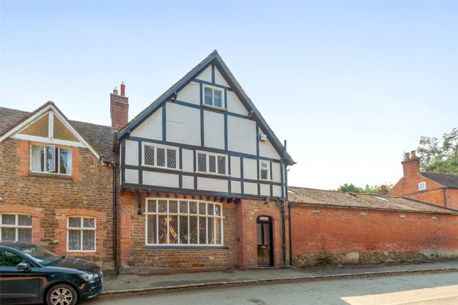 Town house for sale in Main Street, Gumley, Market Harborough, Leicestershire