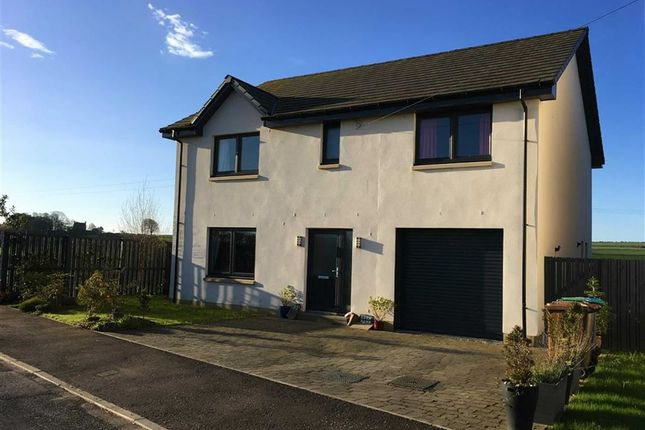 Thumbnail Detached house for sale in 22, Old St Andrews Road, Guardbridge, Fife