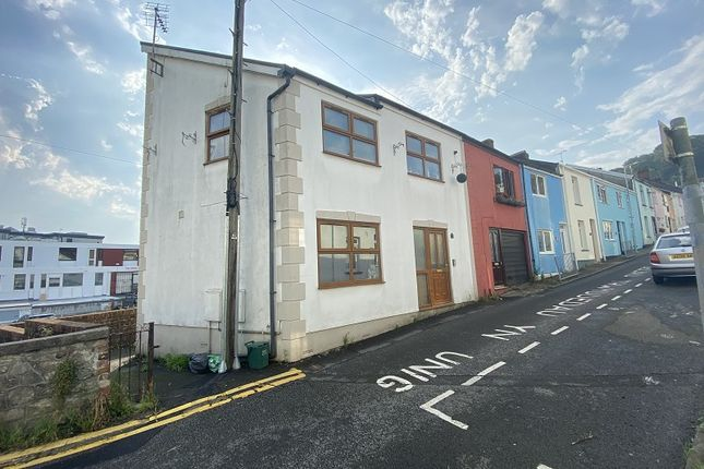 Thumbnail End terrace house for sale in Park Street, Mumbles, Swansea