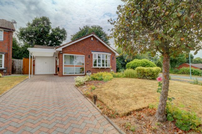 Thumbnail Bungalow for sale in Mercot Close, Redditch