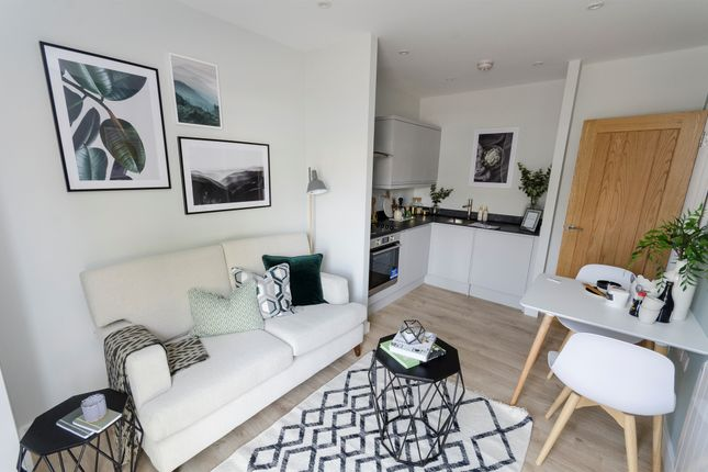 Thumbnail Flat for sale in Upper Banister Street, Southampton