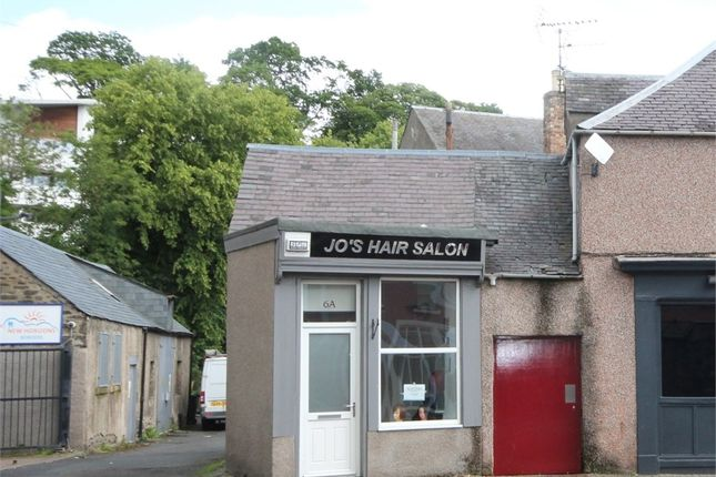 Commercial property for sale in Hair Salon/ Shop/ Office, Island Street, Galashiels, Scottish Borders