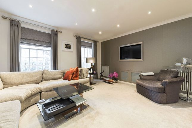 Thumbnail Property to rent in Marston Close, South Hampstead, London