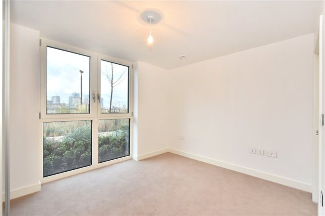 Bedroom of Gordian Apartments, 34 Cable Walk, London SE10