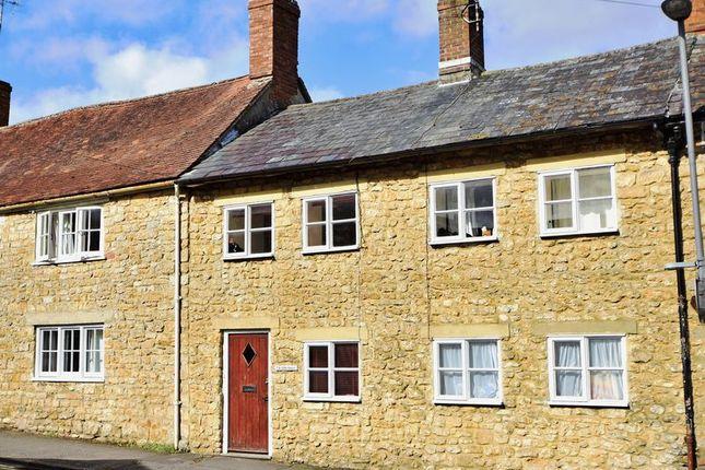 Terraced house for sale in Lower Acreman Street, Sherborne